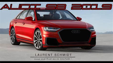 2019 Audi S8 by Audi S8 2019