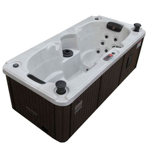 bathtub jet plugs canadian spa co yukon 16 jet plug play hot tub walmart ca