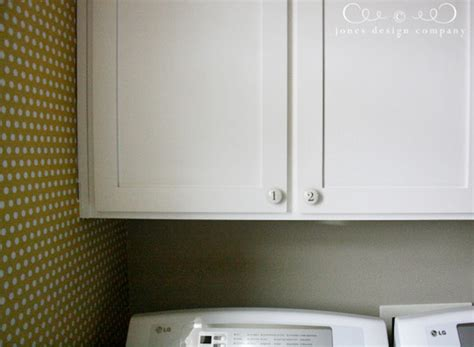 jones design laundry 5 ways to get this look pop of color in the laundry room