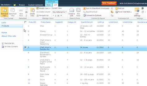 sharepoint 2010 site templates list how to display a sharepoint list from another site using
