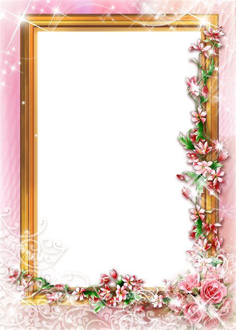 imagenes imágenes marcos para photoshop marcos florales