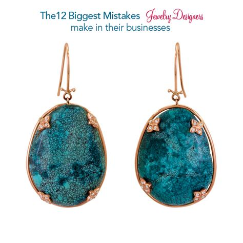 Handmade Jewelry Business Plan - the 12 mistakes jewelry designers make in business