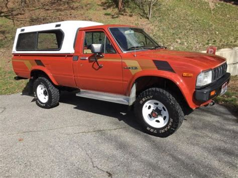 1983 Toyota Bed 1983 Toyota 4x4 Hilux Bed In Great Shape No