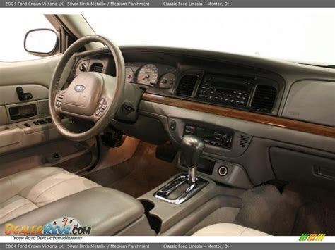 2004 Crown Interior by Medium Parchment Interior 2004 Ford Crown Lx