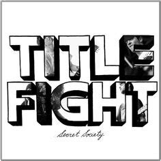Shed Title Fight Lyrics by Title Fight On 27 Pins
