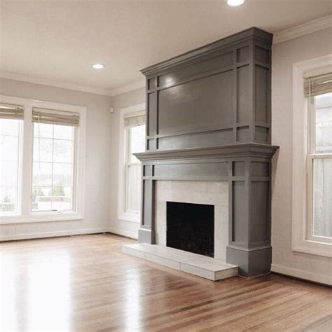 Fireplace Trim Ideas by On The Hunt I Really Really Really Liked This One The