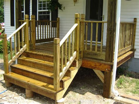 wooden front porch steps designs joy studio design