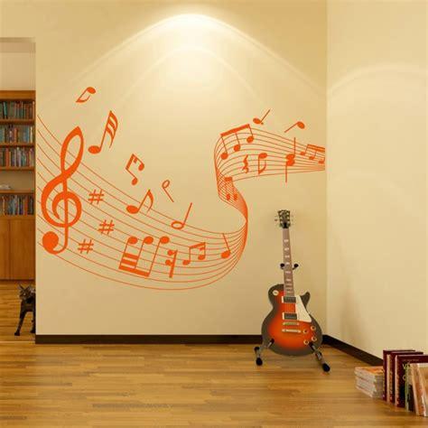 Hockey Wall Stickers musical note score wall stickers music wall art