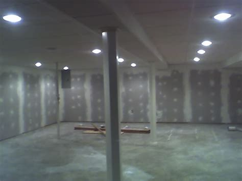 no drywall basement finishing a construction services photos of past projects