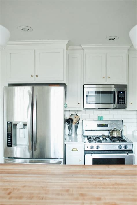 Kitchen Layout Fridge Next To Oven | kitchen design wall oven next to refrigerator wall design