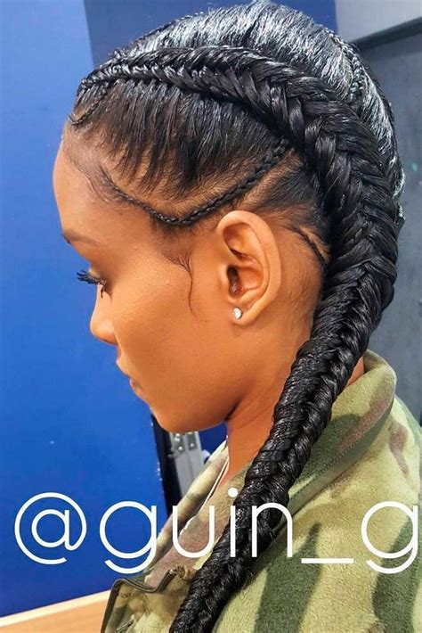 Braids Hairstyles For Black Without Weave by Black Braided Hairstyles Without Weave Hairstyles