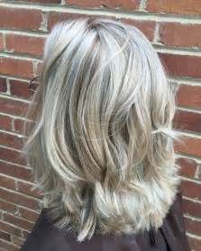 adding highlights to greying hair how to add highlights to gray hair hairstylegalleries com