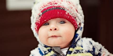 baby and winter baby names that are oh so cool