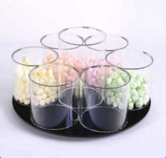 acrylic buffet containers buffet table display container acrylic dispenser