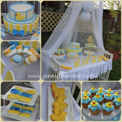 Rubber Ducky Baby Shower Ideas For A Boy by A Beautiful Babyshower Boy Theme Rubber Duck Rubber