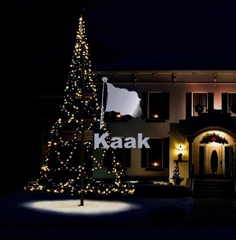fahnenmast beleuchtung led weihnachtsbaum fahnenmast 1200 led len 8 meter