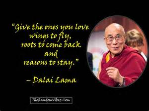 Dalai lama quotes love life