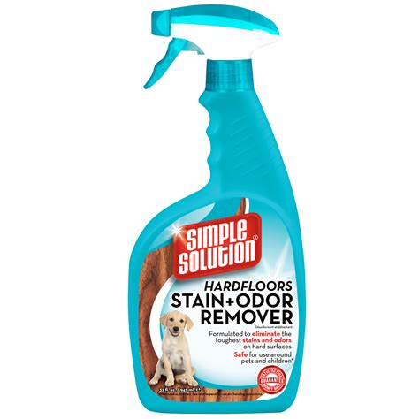 Simple Solution Odor Remover simple solution hardfloors stain odor remover spray