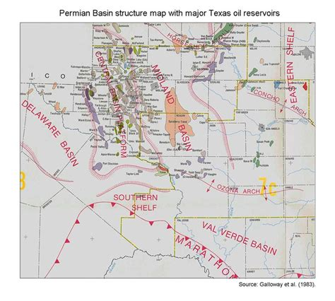 Admissions Mba Of Permian Basin by Thesis And Map