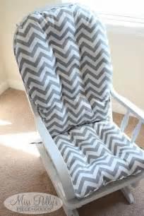 Cushions For Rocking Chair Glider Custom Chair Cushions Glider Cushions Rocking Chair