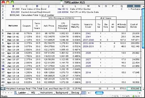 layout of excel spreadsheet 7 excel retirement planner layout sletemplatess