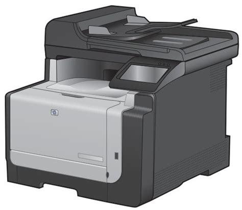 hp laser printer repair hp laserjet pro cm1410 color mfp series printer service