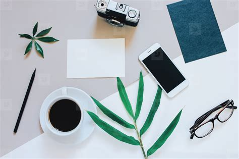 flat layout photography photos creative flat lay of workspace youworkforthem