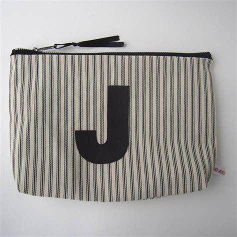 mens monogram wash bag  jojo accessories