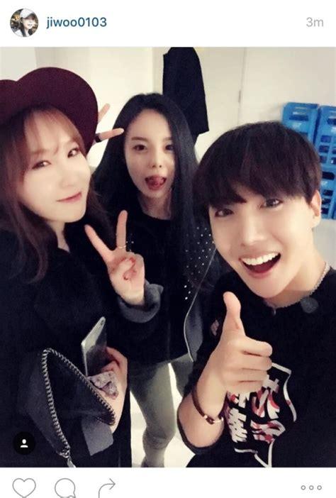 kim taehyung sister jhope sister tumblr