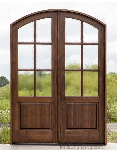 Arch Doors Exterior Mahogany Top Door Mahogany Doors Arched Top Doors