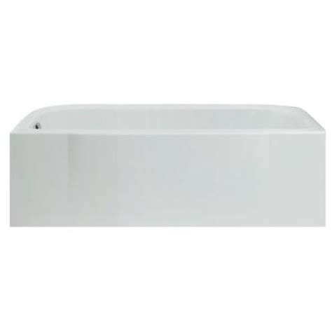vikrell bathtub sterling accord 5 ft right hand drain vikrell bathtub in