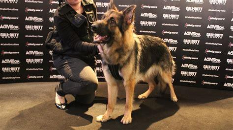 call puppy an 225 lisis call of duty dogs ghosts wii u el de topofarmer