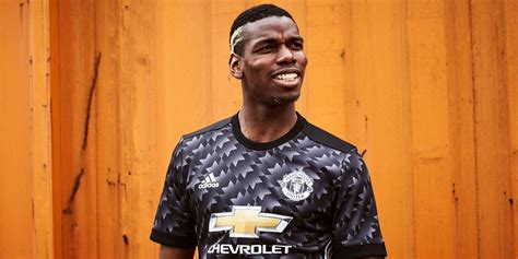 Mu Home New Season 1718 united unveil jersey for 2017 2018 season complete