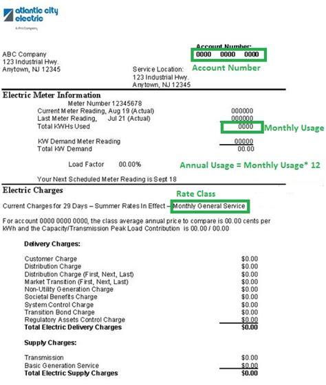 Duquesne Power And Light Sle Bill Decoratingspecial Com