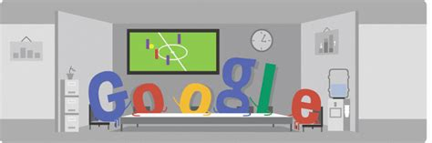 doodle world cup knows exactly what you re doing at work right now