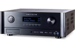home audio receiver anthem mrx 1120 11 2 channel home theater receiver w