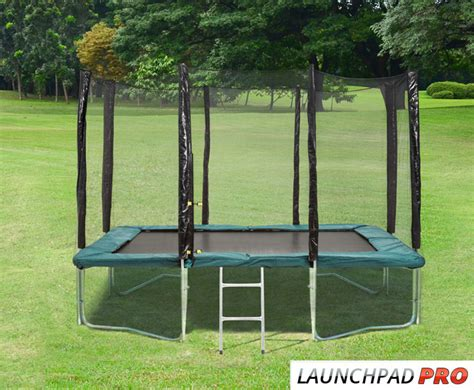 10 troline with safety net mat pad next day trolines