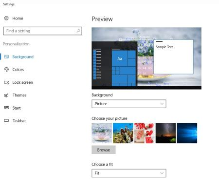 set wallpaper for all users windows 10 how to change a background wallpaper in windows 10