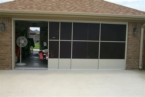 Screen Doors For Garage Garage Screen Door Garage Screen Door Lowes Custom Retractable Screens Retractable Screen Kits