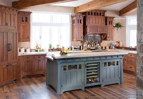 Mission Style Kitchen Island Craftsman Style Cabinetry Pdf Woodworking