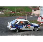 144  ROUQUILLE Peugeot 309 GTI 16 Rallye Lyon