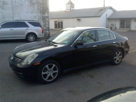2004 infiniti g35 black 2004 infiniti g35 sedan black www pixshark images