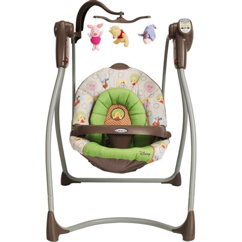 graco swing parts graco lovin hug swing winnie the pooh peek a pooh