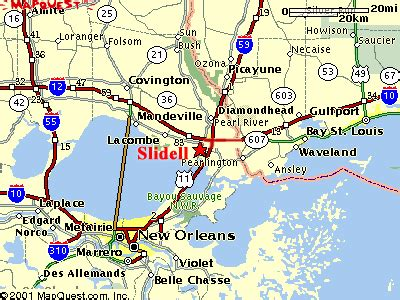 louisiana map i 10 slidell la pictures posters news and on your
