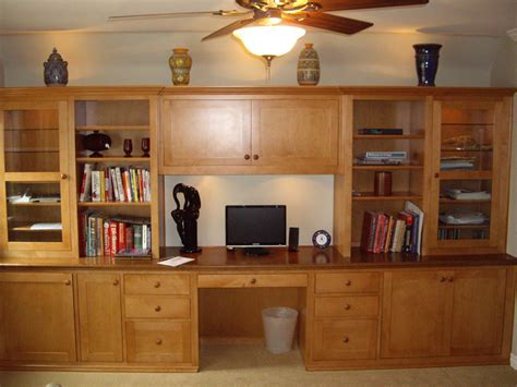 custom cabinets san custom home office cabinets in southern california