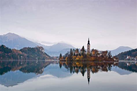slovenia lake lake bled slovenia