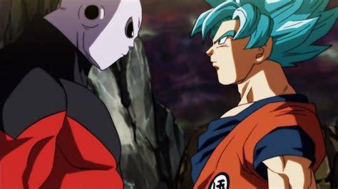 film ending tersedih pembahasan dragon ball super 109 akhirnya duel goku