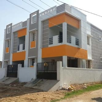poonamallee individual house in poonamallee chennai by