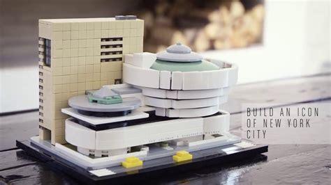 Lego Architecture Solomon R Guggenheim Museum 21035 lego architecture solomon r guggenheim museum 21035
