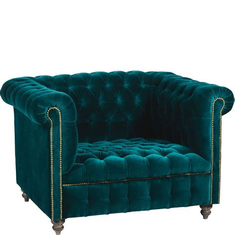 teal chair and ottoman chesterfield velvet armchair teal chairs stools